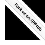 Fork us on GitHub